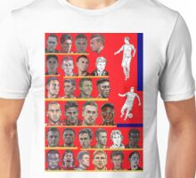 Arsenal Squad 2014-15 Unisex T-Shirt