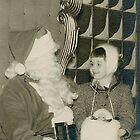 The Real Santa by Cleburnus
