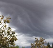 Ominous Clouds by Shaina Haynes