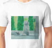 Fluffy Pups Unisex T-Shirt