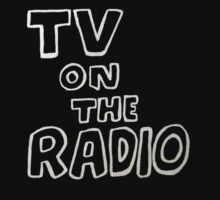 TV On The Radio TVOTR by crocks16
