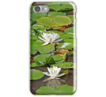 Lily Pad Pond iPhone Case/Skin