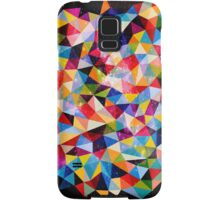 Space Shapes Samsung Galaxy Case/Skin