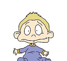 Luke Hemmings - 5SOS Rugrats by cahkes