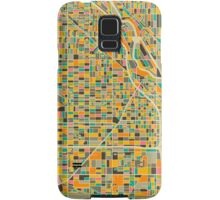 CHICAGO MAP Samsung Galaxy Case/Skin