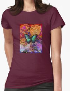 Colorful iridescent butterfly T-Shirt