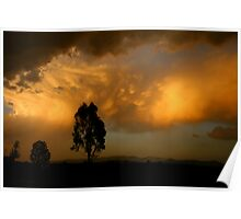 Kilcoy Sunset Poster