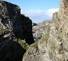Mizen Head cliffs by John Quinn