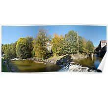 Akerselva Panorama  Poster