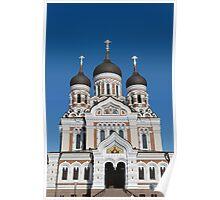 St. Alexander Nevsky Cathedral  Poster