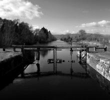 Lock by Alan Ralph