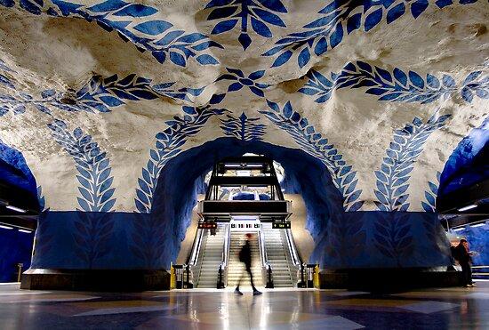 Underground Art by Stuart Robertson Reynolds