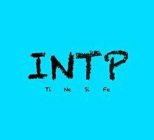 INTP Ti Ne Si Fe by BenzdeLarr