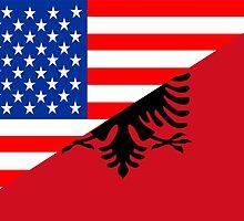 usa albania by tony4urban