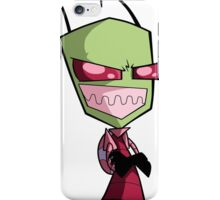 Zim evil Grin  iPhone Case/Skin