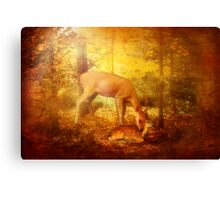Comfort My People Canvas Print