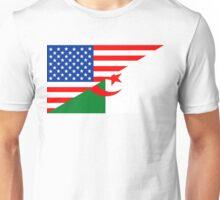 usa algeria Unisex T-Shirt