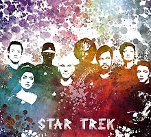 Star Trek by JBJart