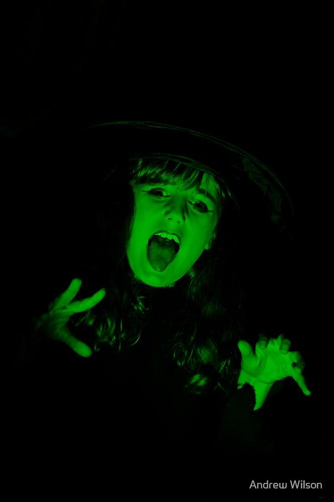 Wicked little Girl by Andrew Wilson