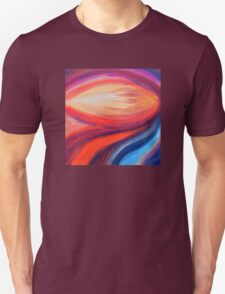 """""""Seed"""" - abstract painting Unisex T-Shirt"""