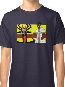 Samurai Black Dynamite Classic T-Shirt