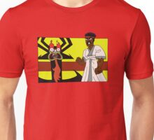 Samurai Black Dynamite Unisex T-Shirt