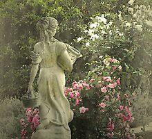 Garden Girl by George Petrovsky