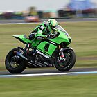 Ant West,Phillip Island Motogp 07 by Anthony Edwards