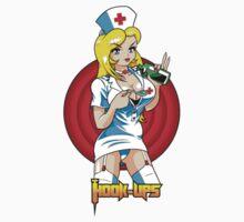 HOOK UPS - Nurse Kissy Design by Twins12100