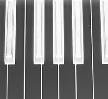 Piano Keys by vintageblue