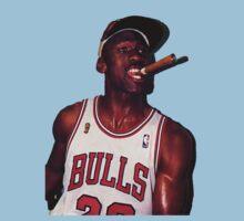 Michael Jordan by dopeboy77