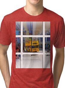 Toronto Dundas Square-Available As Art Prints-Mugs,Cases,Duvets,T Shirts,Stickers,etc Tri-blend T-Shirt