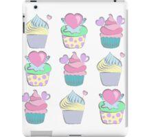 Sweet cupcakes iPad Case/Skin