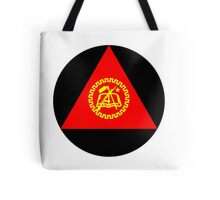 Roundel of Mozambique Air Force Tote Bag