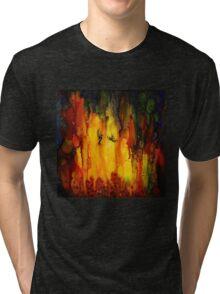 Mysterious Place Tri-blend T-Shirt