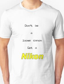 Nikon T T-Shirt