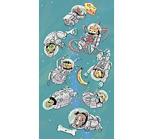 Space Critters Photographic Print