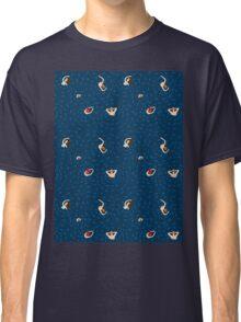 Swimming night Classic T-Shirt