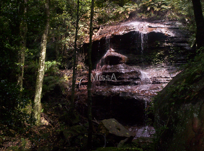 Stone Face by MissA