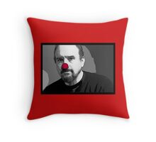 Louie Clown Throw Pillow