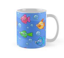 Fish and Bubbles Mug