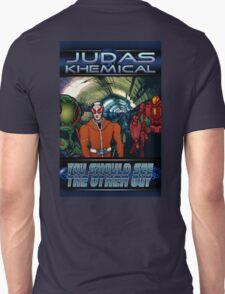 Judas Khemical preview cover T-Shirt