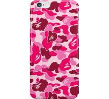 Camo (Pink) iPhone Case/Skin