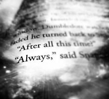 """""""Always"""" by Noah  Waters"""