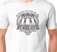 Survivor Boston's Record Breaking Winter 2015 Unisex T-Shirt