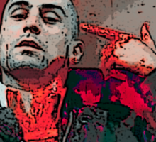 Travis Bickle 1 Sticker