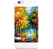 Autumn Park — Buy Now Link - www.etsy.com/listing/222772710 iPhone Case/Skin