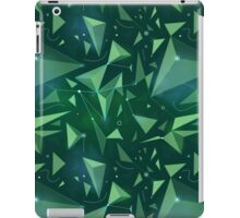 Green space map iPad Case/Skin