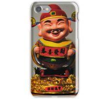 财神爷 iPhone Case/Skin
