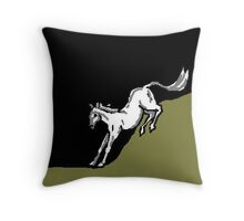 Whee Throw Pillow